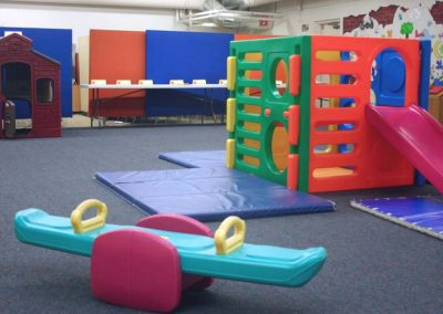 Big Room - Large Motor Skill Development