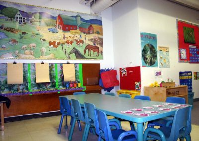Prechool Classroom