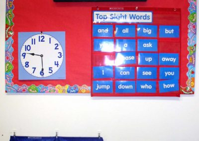 Learning Bulletin Board